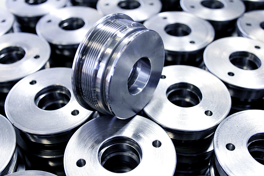 Requirements For The Safekeeping Of Metal Parts Manufacturing